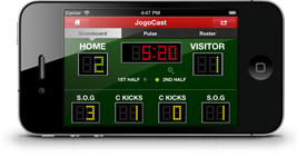 iphone scoreboard jogocast