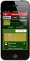 JogoCast iPhone Soccer App Live Update